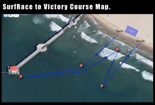 Victory-footprint